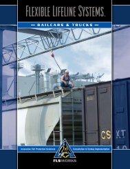 Railcar Brochure - Flexible Lifeline Systems