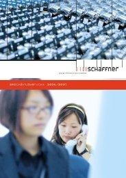 Geschäftsbericht 2006/2007