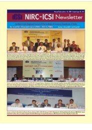 NIRC News July 2011.pmd - Icsi