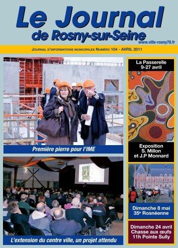 de Rosny-sur-Seine de Rosny-sur-Seine