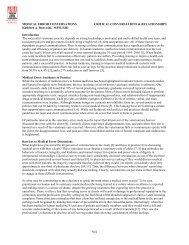 Medical Errors Conversations - American Animal Hospital Association