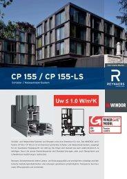 CP 155 / CP 155-LS