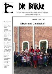 Februar-März 2008 - Lutherisch in Nordhorn