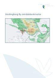 Vordingborg By områdebeskrivelse - Vordingborg Kommune