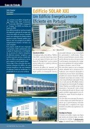 Edifício SOLAR XXI - Altercexa