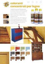 Prodotti per legno - Cobea Colori