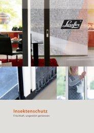 Insektenschutz-Kollektion - Luxaflex