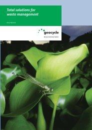 Hazardous Waste Management by Holcim Geocycle