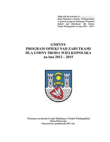 pobierz - Biuletyn Informacji Publicznej - BIP