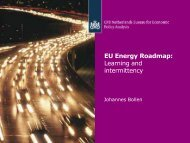 Trade and Climate - World Energy Outlook