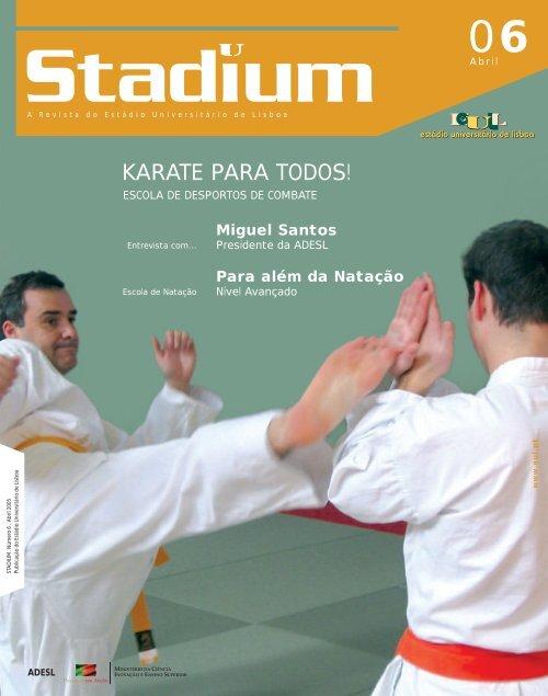 Karate Para Todos Portal Do Cidadã O