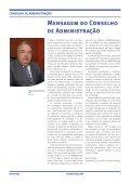 RelatóRio anual 2010 - Page 4