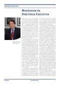 RelatóRio anual 2010 - Page 5