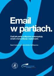Email w partiach, czyli jak partie polityczne ... - Email Marketing
