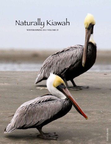 Naturally Kiawah - Kiawah Conservancy