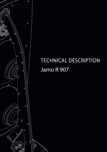 2007-0066 R 907 technical description2.indd - Audio Cinema Art