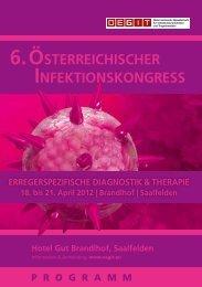 Programm.pdf - Österreichische Gesellschaft für Infektionskrankheiten