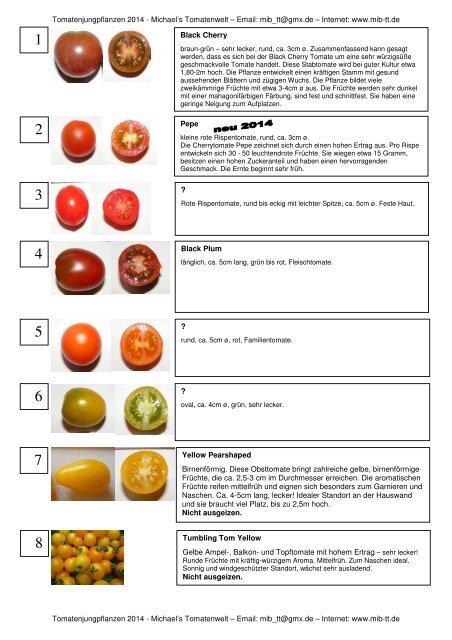 Tomaten Bombonera bläck 20 Samen sehr ertragreiche Tomate .
