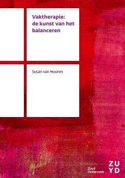 Vaktherapie: de kunst van het balanceren - KenVaK - Zuyd