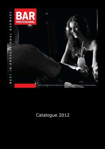 Catalogue 2012 - Luyten Horeca