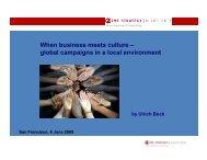 M10 - Ulrich Bock - The International Association of Business ...