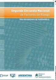 Encuesta Nacional de Factores de Riesgo - Ministerio de Salud