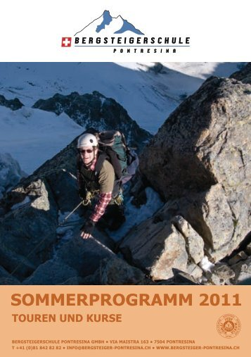 SOMMERPROGRAMM 2011 - Voices on Top