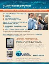 Download PDF application - Cruise Lines International Association
