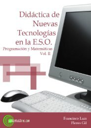 Programación y Matemáticas (Vol II) - Publicatuslibros.com
