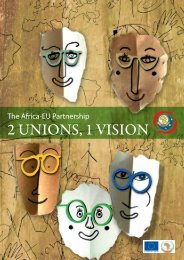 Two Unions, One Vision - Africa-EU Partnership