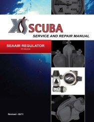 Service & Repair Manual - Frogkick.dk