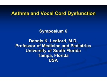 asthma and vocal cord dysfunction-Ledford - World Allergy ...