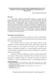 Márcio Darlan Rosa Knobeloch - UFRB
