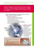 CRISTAL™ E - Air Liquide Welding - Page 5