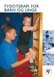 Fysioterapi For barn og unge - Norsk Fysioterapeutforbund