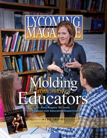 Winter 2010 (PDF) - Lycoming College