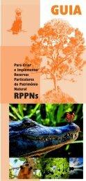 Guia para Criar e Implementar RPPNs - Conservação Internacional