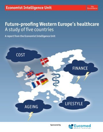 Future-proofing Western Europe's healthcare A study of five countries