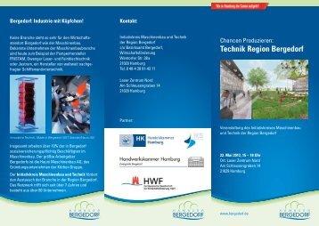 Technik Region Bergedorf - LZN Laser Zentrum Nord GmbH