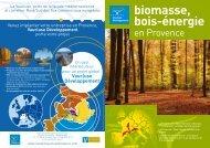 la biomasse - Vaucluse Développement