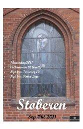September/Oktober nummeret 2011. - Støberiet