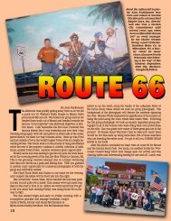 Route 66 - Territorial Magazine