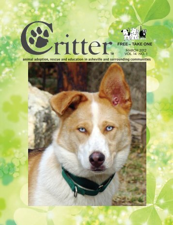 ALL PAGES-MARCH 2012 - Critter Magazine