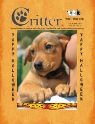 ALL PAGES-OCTOBER 2011-WEB - Critter Magazine
