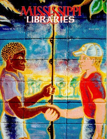 Full Text (PDF) - Mississippi Library Association