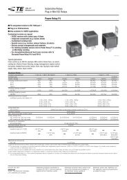 Power Relay F4 Automotive Relays Plug-in Mini ISO Relays