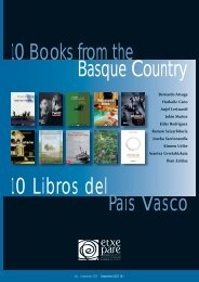 10 Books from the Basque Country - Kulturklik
