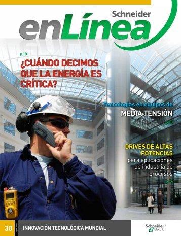 ¿CUÁndO deCimOs QUe La eneRGÍa es ... - Schneider Electric