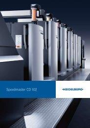 Speedmaster CD 102 - Hartmann