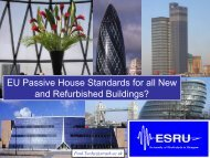 EU Passive House Standards for all New and - Scottish Energy ...